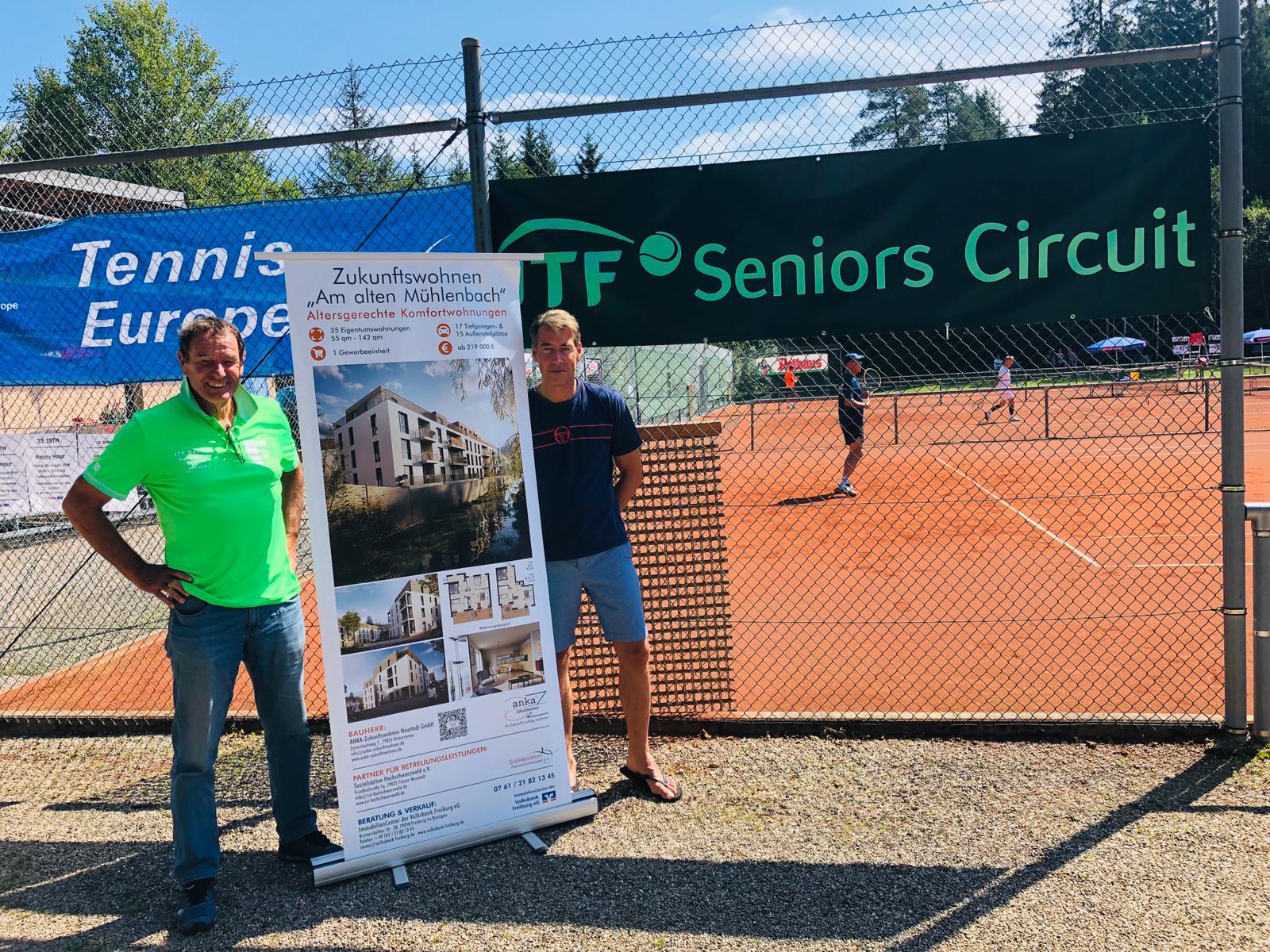"""anka Zukunftswohnen meets 33. ITF """"Rothaus Open 2019"""""""